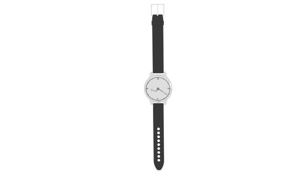 3d cartoon curved watch