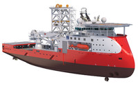Construction & Well Intervention Vessel Skandi Constructor