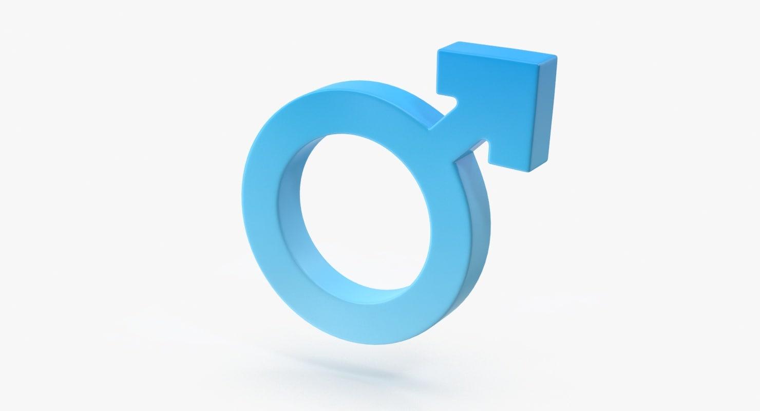male gender symbol max