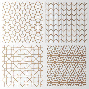 set panel lattice grille max