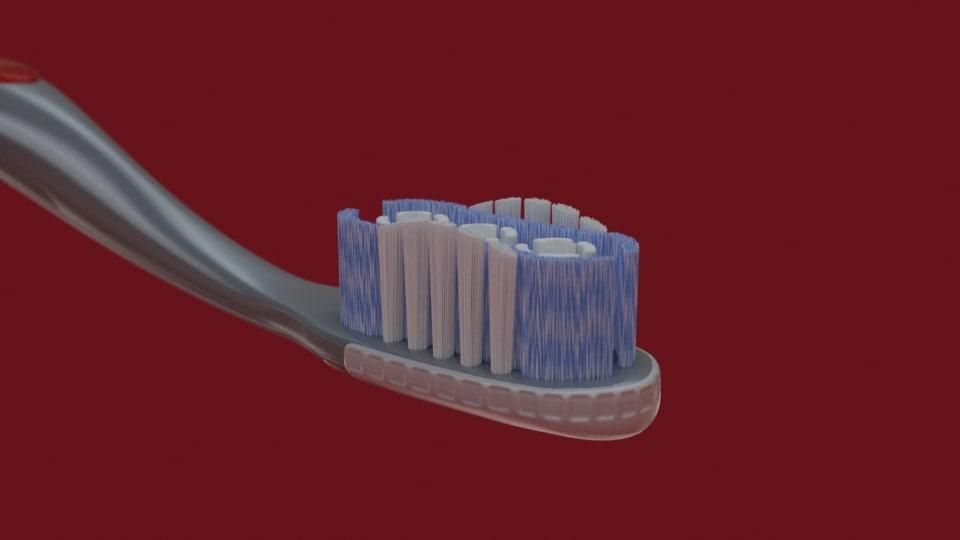 3d toothbrush