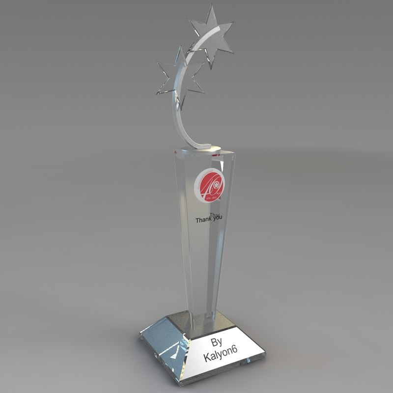 prize 3d max