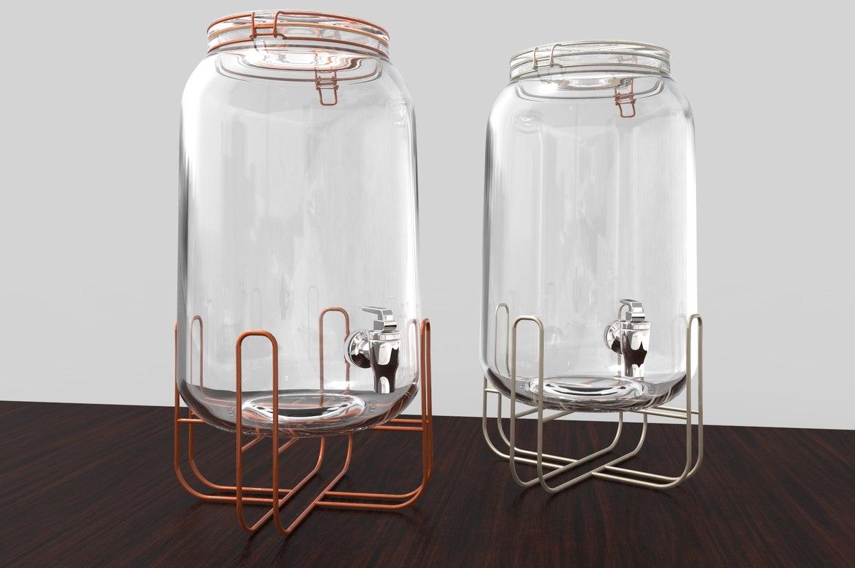 beverage dispensers fbx