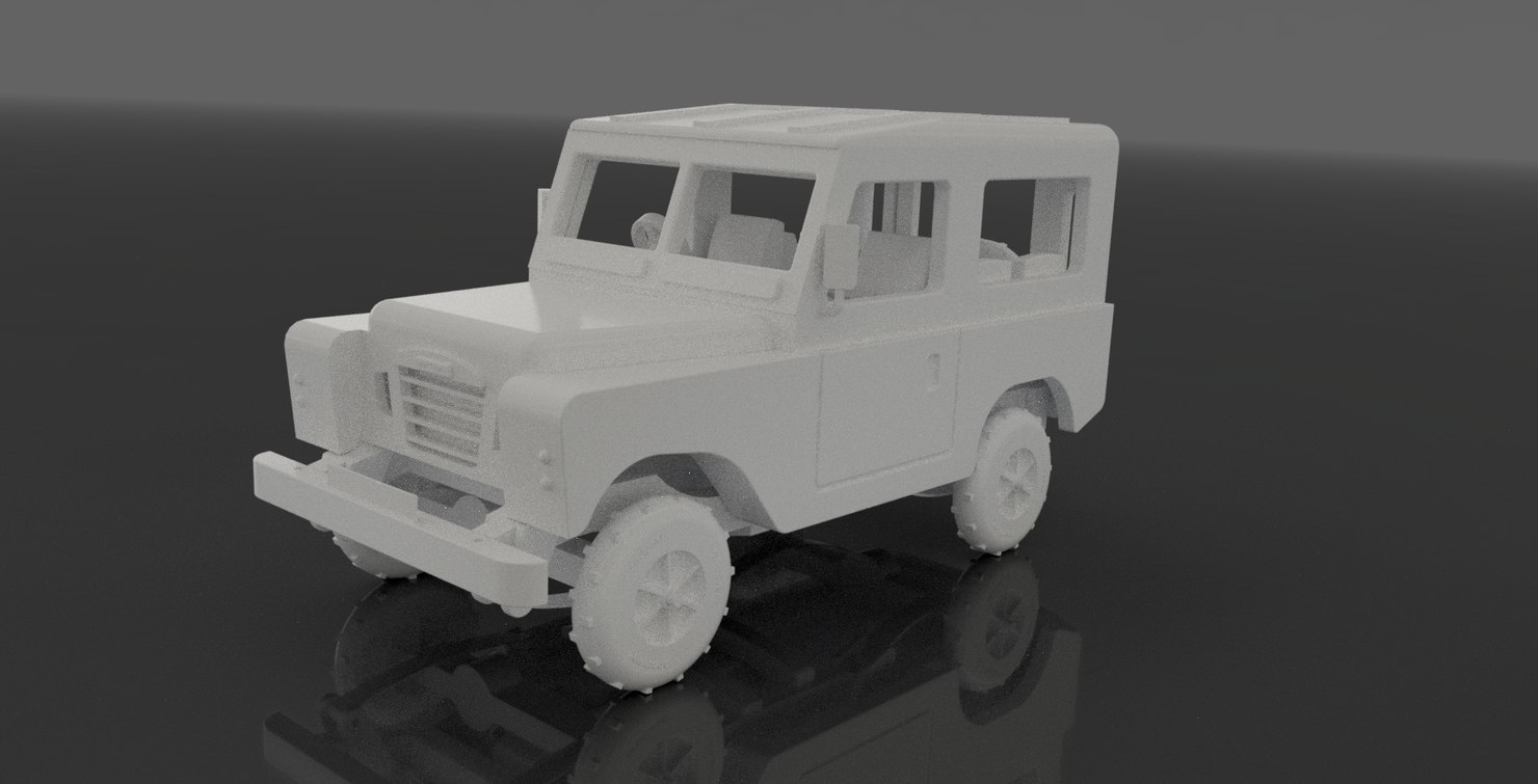 3d toy modeled autodesk