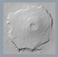accurate olympus mons obj
