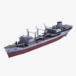 3d type905 tanker ship