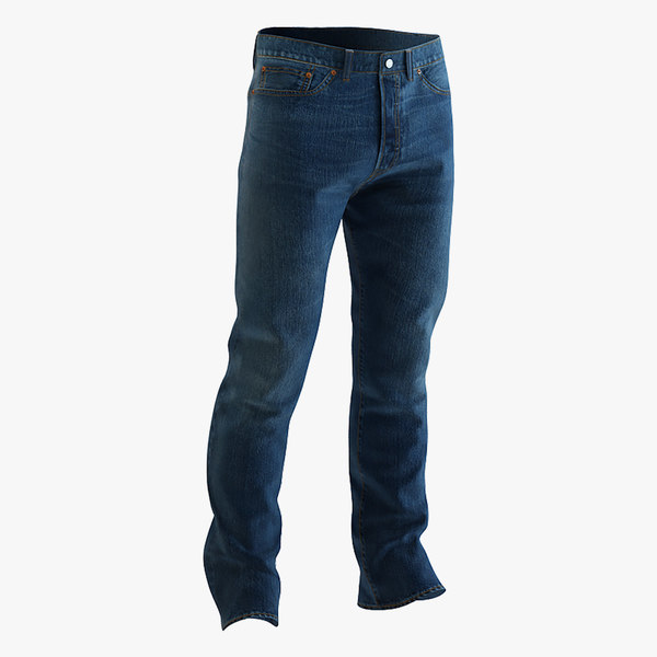 - levi s blue 3d max