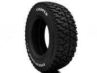 LT tire Discoverer S-T
