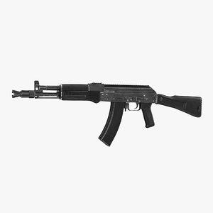 3d ak 104 rifle