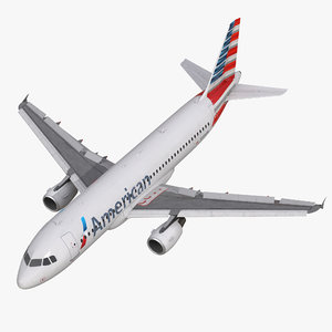 max airbus a320 american airlines