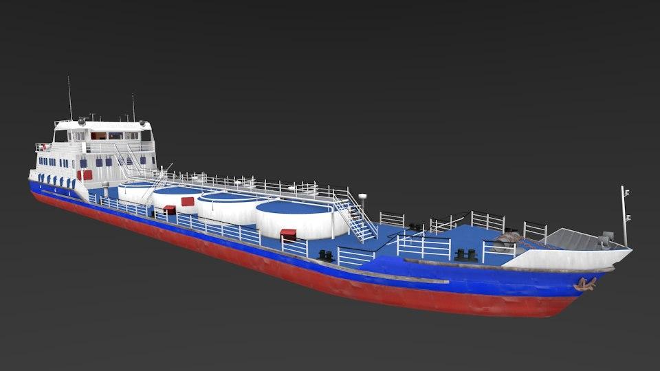 oil ship blend