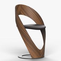3d max martz chair
