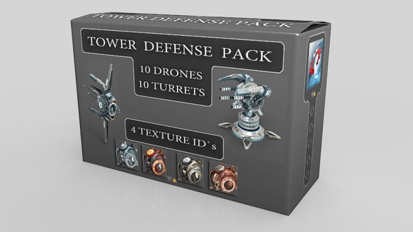 max pack tower defense