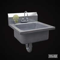 Commercial Drop in Hand Sink