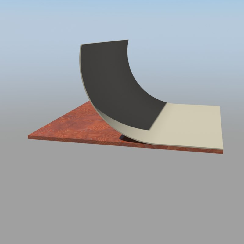 3d model canvas constructed