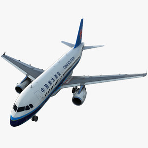 airbus a319 china southern c4d