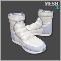 boots 3d 3ds