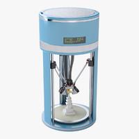 Delta Robot 3D Printer