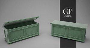 3dm chest furniture cp italian