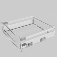 3d hardware furniture model