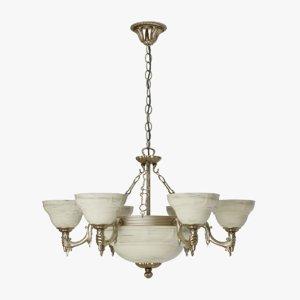 obj chandelier eglo marbella 85858
