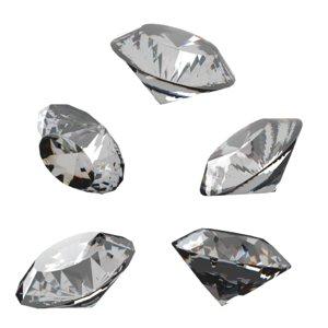 3ds diamonds