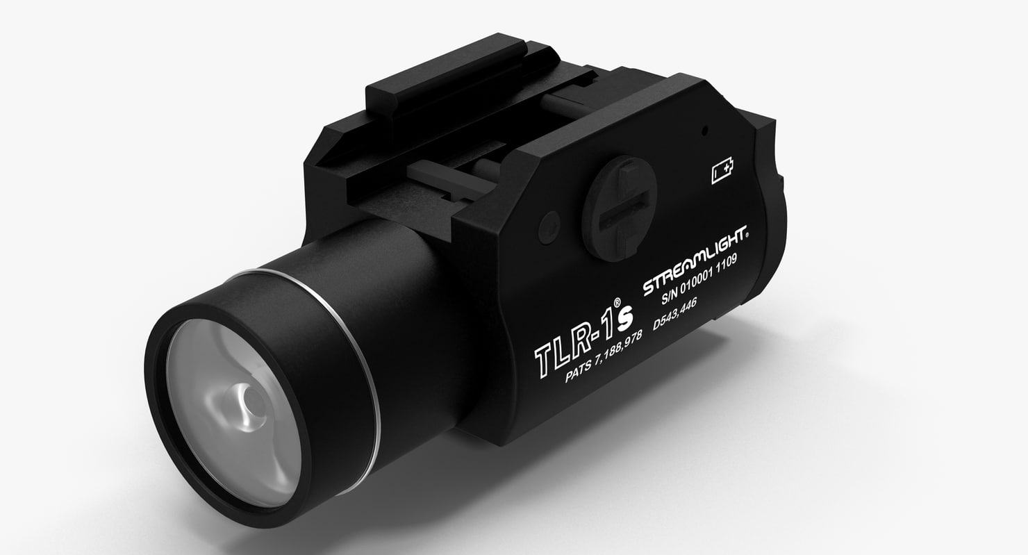 tlr-1s tactical flashlight max