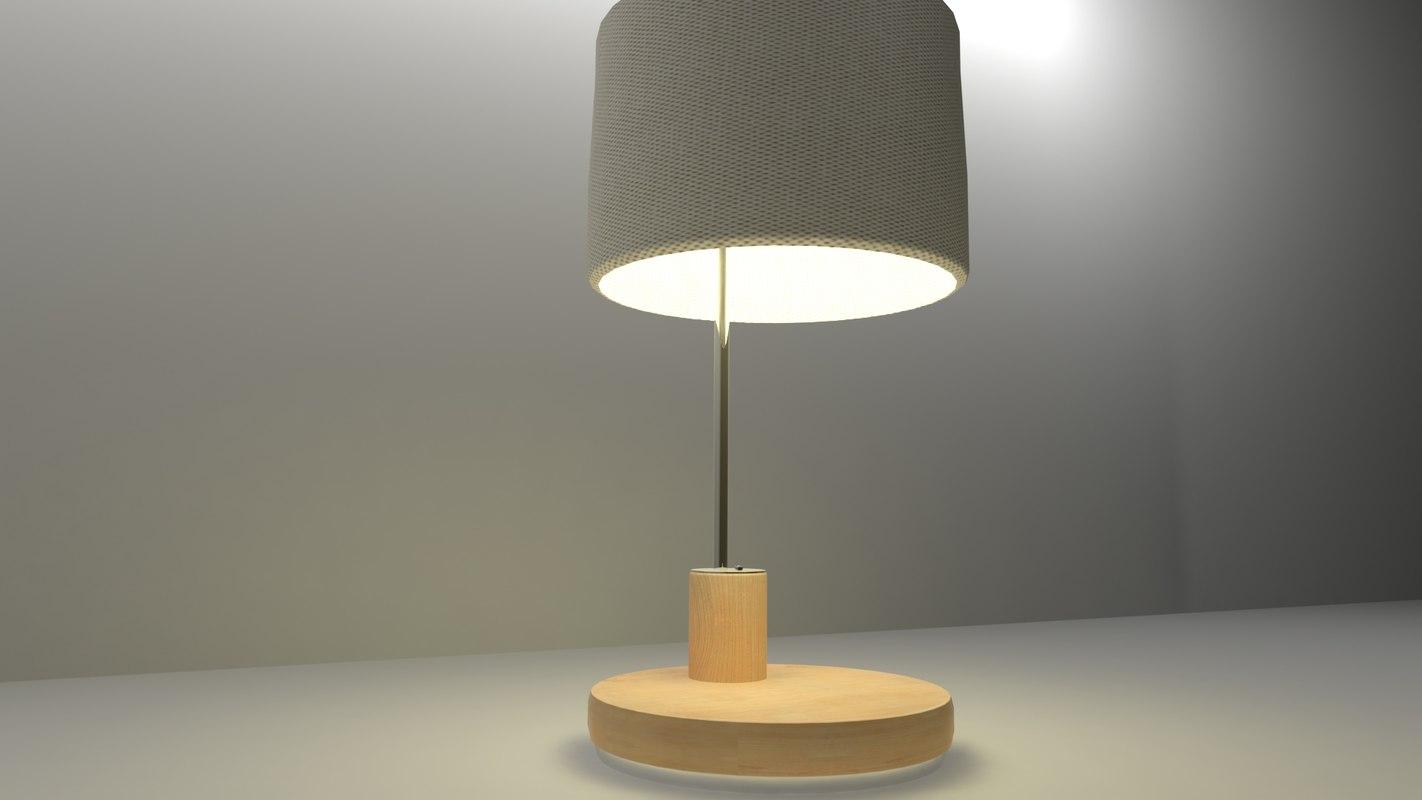 light electric 3d model