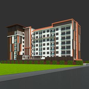 condominium pool max