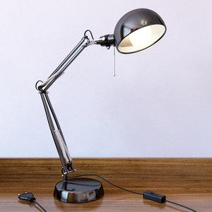 forsa work lamp 3d model