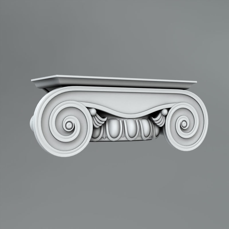classical decoration ornamental max