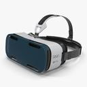 virtual reality goggles 3D models
