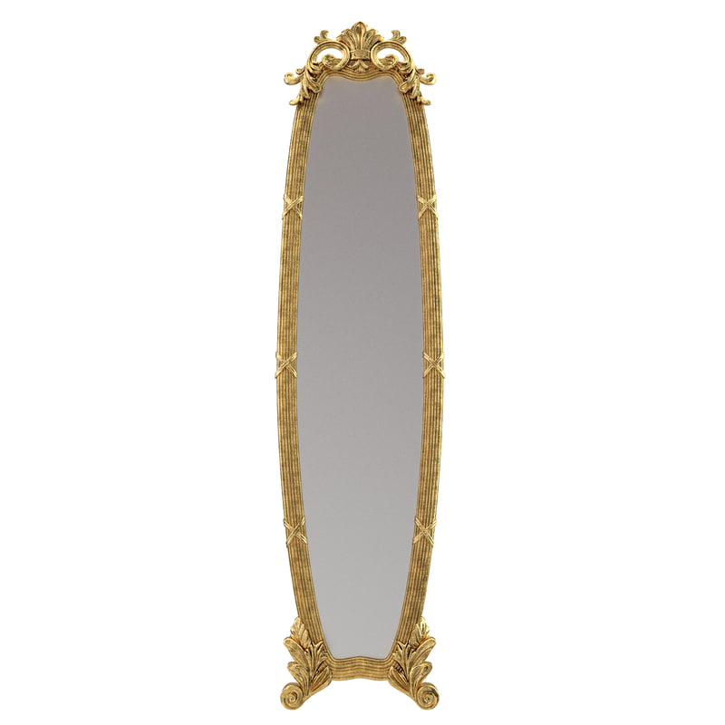3d classic mirror