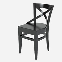 BLACK VIENN CHAIR