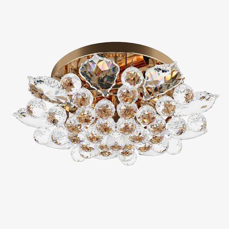 3d chandelier 862162 mx6642 6