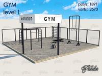 Gym Level 1