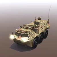 Pindad Anoa 2 Tank