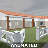 Animated House