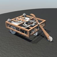 Leonardo Cart