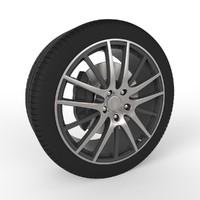 Wheel Maserati Ghibli S Q4 2016