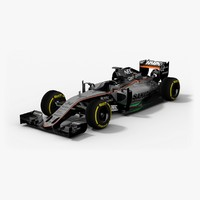 sahara force india vjm09 3d dxf