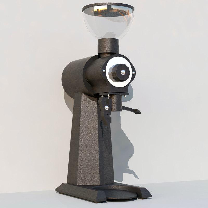 3d coffee grinder