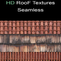 HD Roof Textures