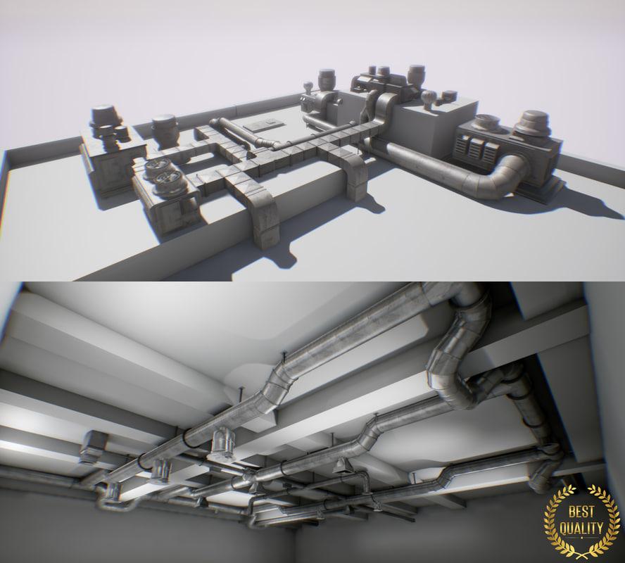 air ducts modular 60 max