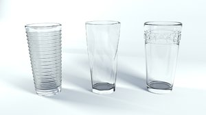drinking glasses 3ds