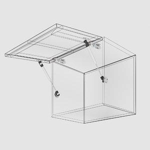 hardware furniture 3d model
