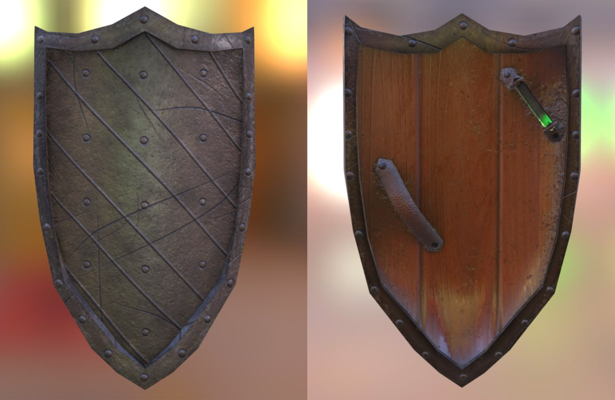 medieval shield x
