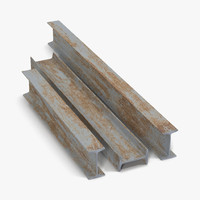 Iron Beams Set