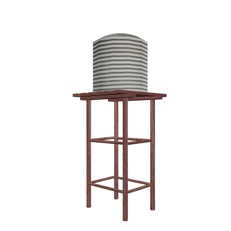 max structure water tank
