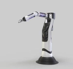 3d max mechanical manipulator